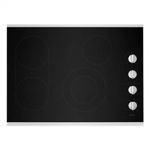 Maytag® 30? Electric Cooktop MEC8830HS