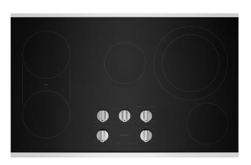 Maytag 36-INCH ELECTRIC COOKTOP WITH REVERSIBLE GRILL AND GRIDDLE MEC8836HS